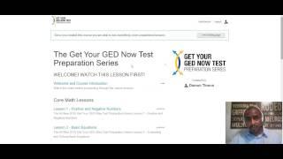 GED Practice Test 2015 - Social Studies