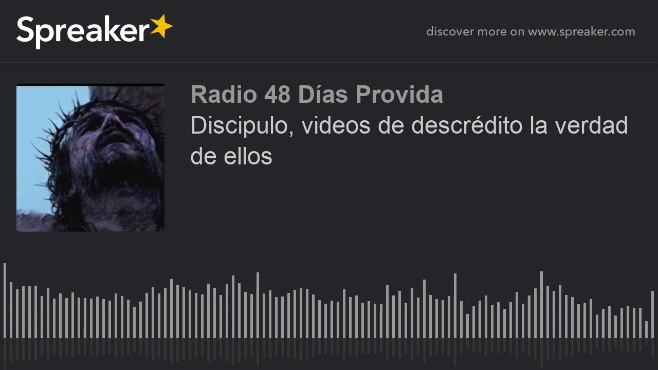 Discipulo, videos de descrédito la verdad de ellos, Julián Soto Ayala