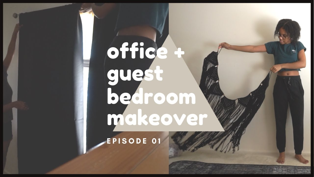 Making Over My Office + Guest Bedroom | Rugs and Room Decor