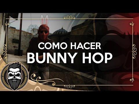 Como Hacer Bunny Hop | CS:GO | Muit0