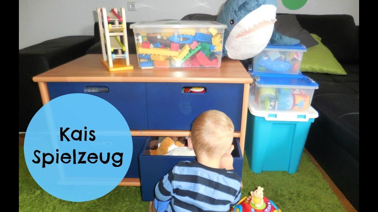 Kai S Spielsachen Unsere Aufbewahrung I Spielzeug Kleinkind I