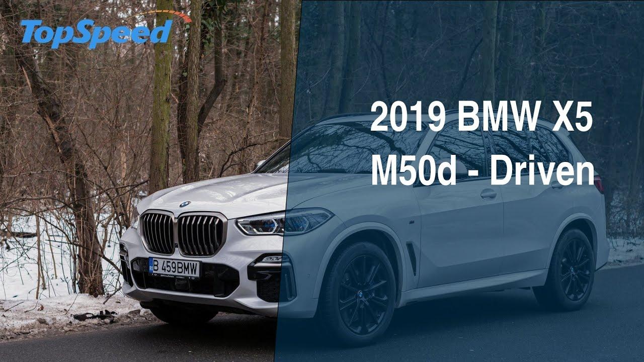 2019 Bmw X5 M50d Driven