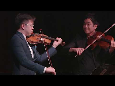 Mozart: Duo for