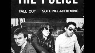 The Police- Nothing Achieving (Studio Version w/Lyrics)