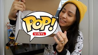 Pop In A Box Exclusive Funko Pop!! | Unboxing!!