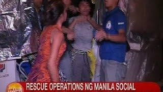 UB: Rescue operations ng Manila Social Welfare Department, nabalot ng tensyon