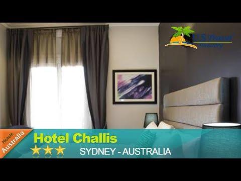 Hotel Challis - Sydney Hotels, Australia
