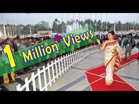 লালগালিচায় লাল আভা || Meril Prothom Alo Award 2016 RED CARPET|| Full Episode|