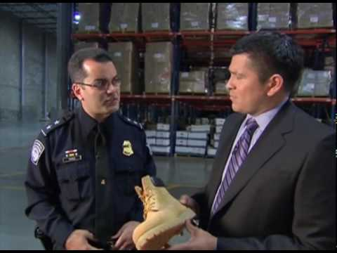 Crime Inc: Counterfeit Goods Web Extra