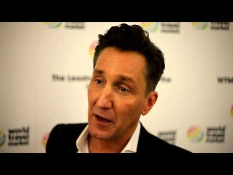 Justin Purves, regional director of marketing (Europe), Banyan Tree Hotels & Resorts