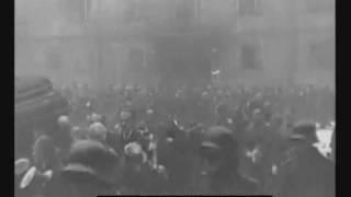 Pogrzeb Pana Prezydenta Gabriela Narutowicza 19 grudnia 1922