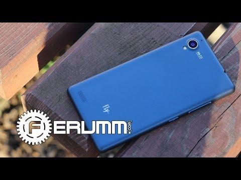 Fly IQ4412 Coral обзор.  Детальный видеообзор Fly IQ4412 Coral от FERUMM.COM