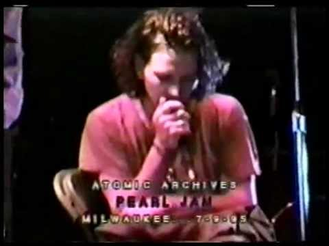 Pearl Jam  Little Wing  Magot Brain Milwaukee, 1995