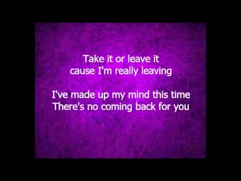 Sublime with Rome - Take It or Leave It Lyrics