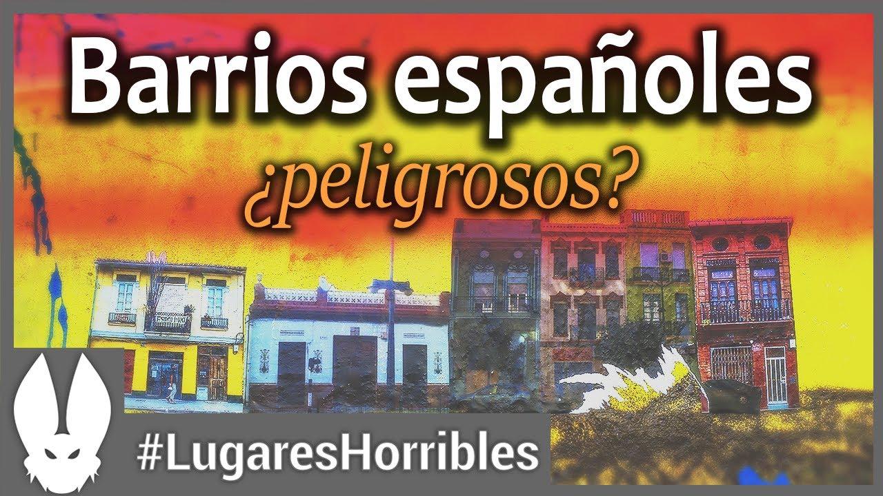 Los lugares m s horribles del mundo barrios espa oles - Tarimas del mundo madrid ...