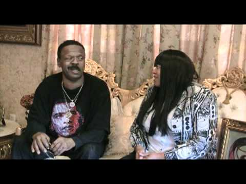 Salima speaks with William Hart of the Delfonics pt 1