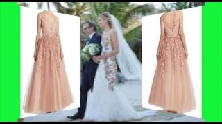 This Boho Bride's Pink Floral Wedding Dress Took 250 Hours to Make