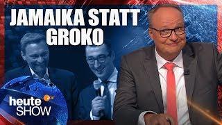 Wie gut passen Union, FDP und Grüne zusammen? | heute-show vom 22.09.2017
