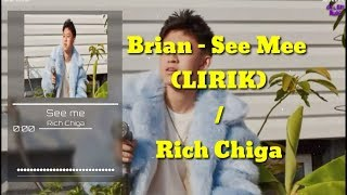 Rich Brian See Me