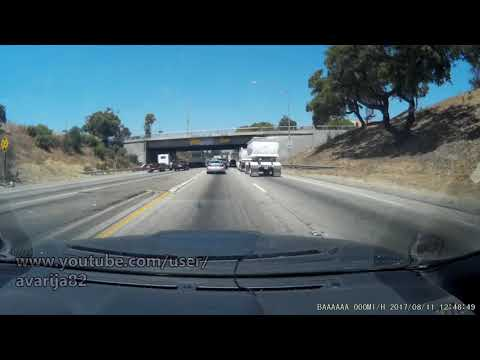 CAR CRASHES IN AMERICA | BAD DRIVERS USA, CANADA #5 | NORTH AMERICAN DRIVING FAILS