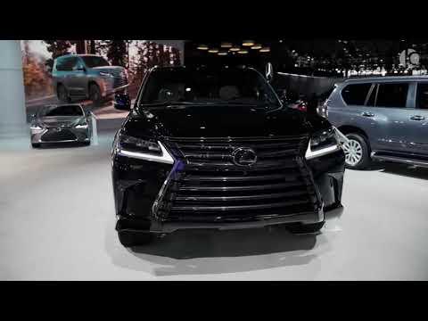 2019 Lexus LX 570 V8 серии Вдохновение   Walkaround