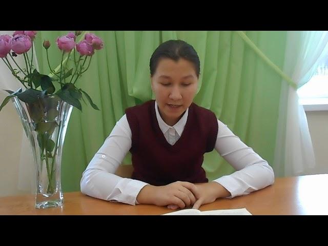 Изображение предпросмотра прочтения – СветланаЗайцева читает произведение «Стихотворение в прозе. Дурак» И.С.Тургенева