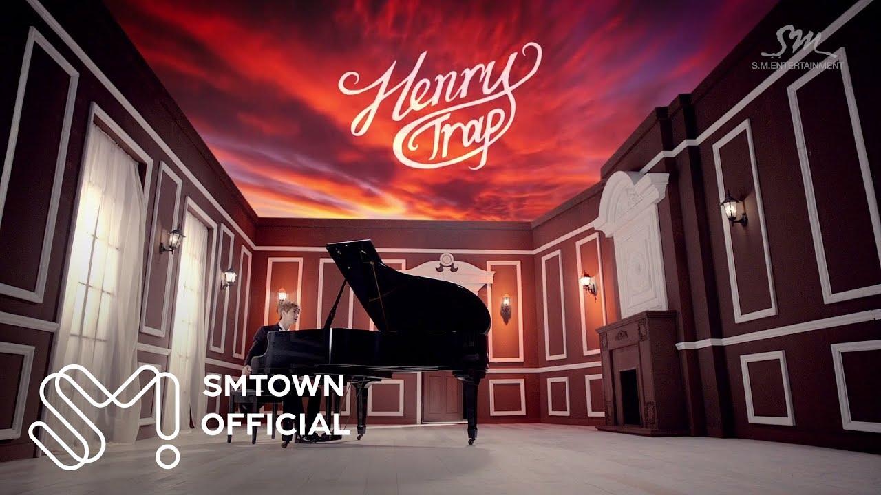 Henry 헨리 'TRAP' MV Teaser (with Kyuhyun & Taemin)