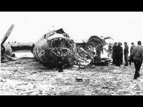 El terrible accidente aereo del Manchester united En 1958