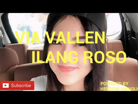 VIA VALLEN - ILANG ROSO(Official Audio)
