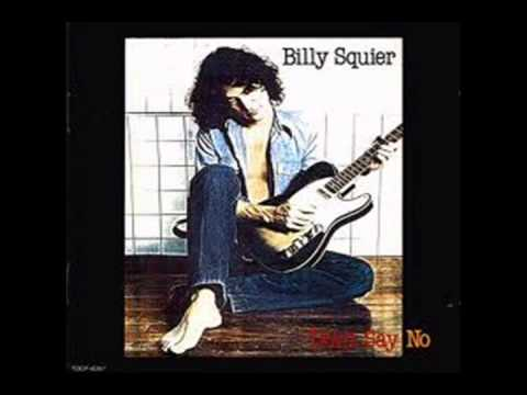 Billy squier lonely is the night lyrics