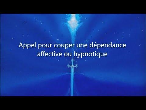 Appel pour couper une dépendance affective ou hypnotique