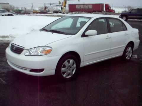 Awesome 2007 Toyota Corolla LE, 4 Door, 1.8 4 Cyl, Automatic, LOADED, 4 NEW TIRES /  NEW BRAKES!!!