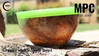 Granny Smith Apple Bowl