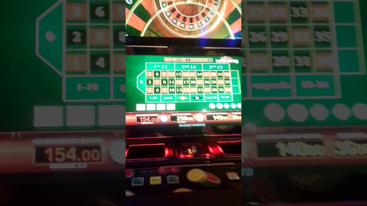 Merkur roulette 140 trick game