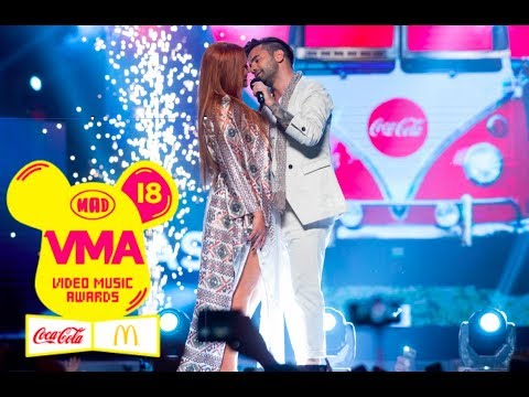 Onirama feat. Sissy Christidou  Kλείσε Τα Μάτια 2018    Mad VMA 2018 by CocaCola & McDonald's