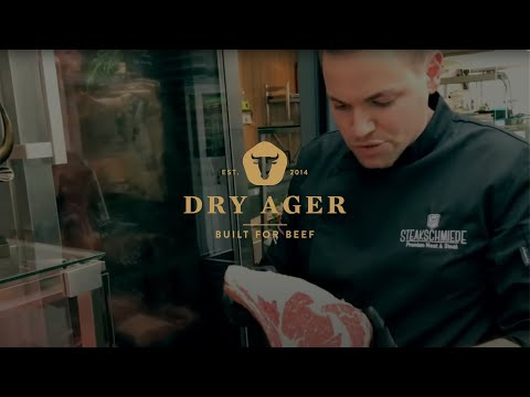 DRY AGER – mit Eddy Leven
