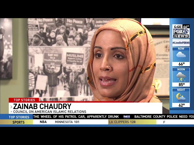 Video: CAIR Calls for Resignation of Anti-Muslim Maryland Councilman