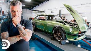 Datsun 280 al estilo Gas Monkey ¡En tiempo récord! | El Dúo mecánico | Discovery Latinoamérica