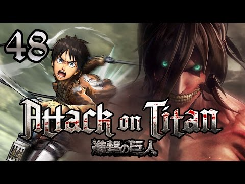 "48 ""Survey Mission: The Major Resupply Operation is Announced!"" - Attack on Titan [PS4]"
