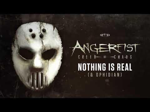 Angerfist & Ophidian - Nothing Is Real