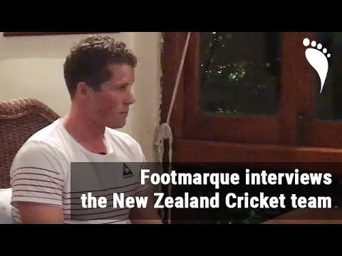 New Zealand Players Interview | Videography | Editing