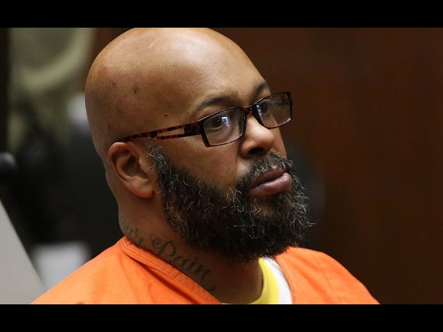 Suge Knight Hospitalized with Blood Clots... He Says his Condition is Deteriorating in Jail.