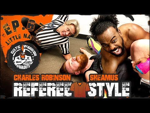 Charles Robinson WWE Referee | Ep.67 Full Body Workout