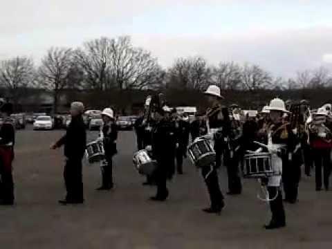 Buller Barracks Final Parade Youtube