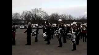Buller Barracks Final Parade