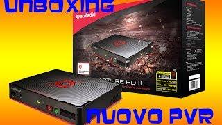 UNBOXING ITA | AVER MEDIA GAME CAPTURE HD II (2) | COME REGISTRARE DA PS3/4 SENZA PC!