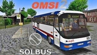 Solbus B9,5 (Credo BC11) MPK Olsztyn Omsi 2 [DOWNLOAD LINK]
