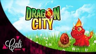 Android/IOS Dragon City - Iniciando nossa jornada de domadora de dragões #01