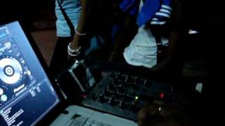 DJ Pravin at White Beach 29 Aug 2009