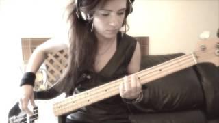 Iron Maiden - Infinite Dreams Bass Cover